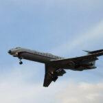 {:de}Verzeichnis von Flugzeugen / TU-134