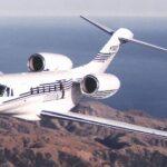 {:de}Verzeichnis von Flugzeugen / Cessna Citation X
