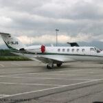 {:de}Verzeichnis von Flugzeugen / Cessna CJ2