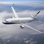 {:sq}Drejtoria e aeroplanit / Boeing Business Jet 3 (BBJ 3)