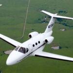 {:de}Verzeichnis von Flugzeugen / Cessna Citation Mustang