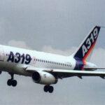 {:az}Kataloq təyyarələrin / Airbus A319